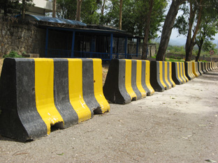 High Security Barriers